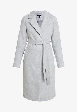 GABRIELLE BELTED COAT - Manteau classique - light grey
