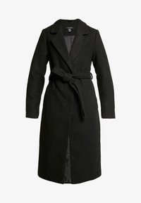 New Look - GABRIELLE BELTED COAT  - Zimní kabát - black - 3
