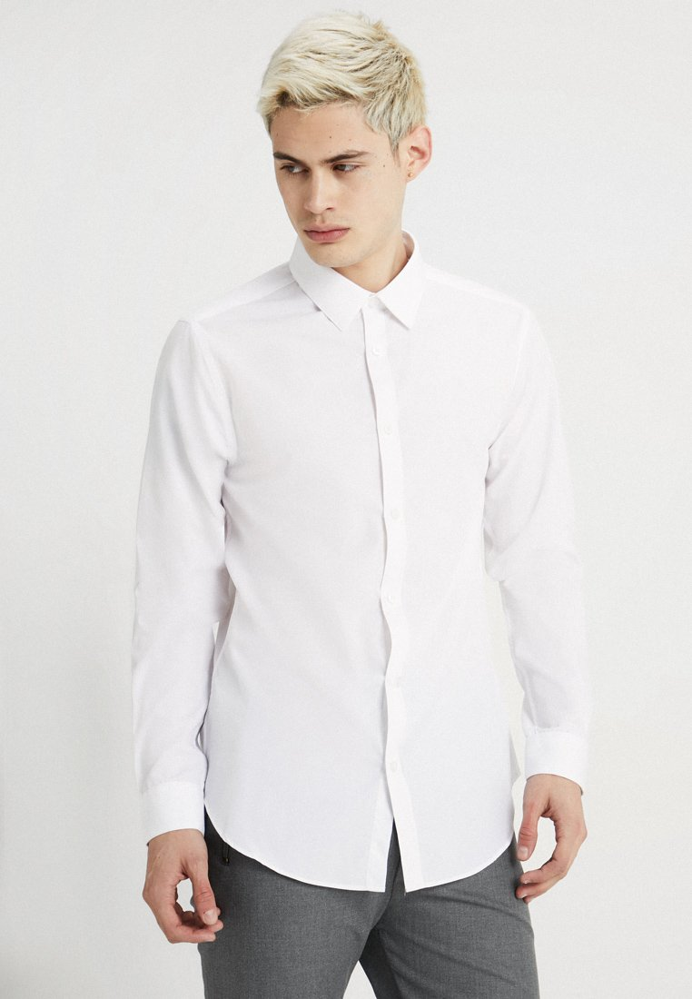 New Look - POPLIN - Shirt - white