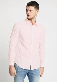 New Look - POPLIN - Overhemd - light pink - 0