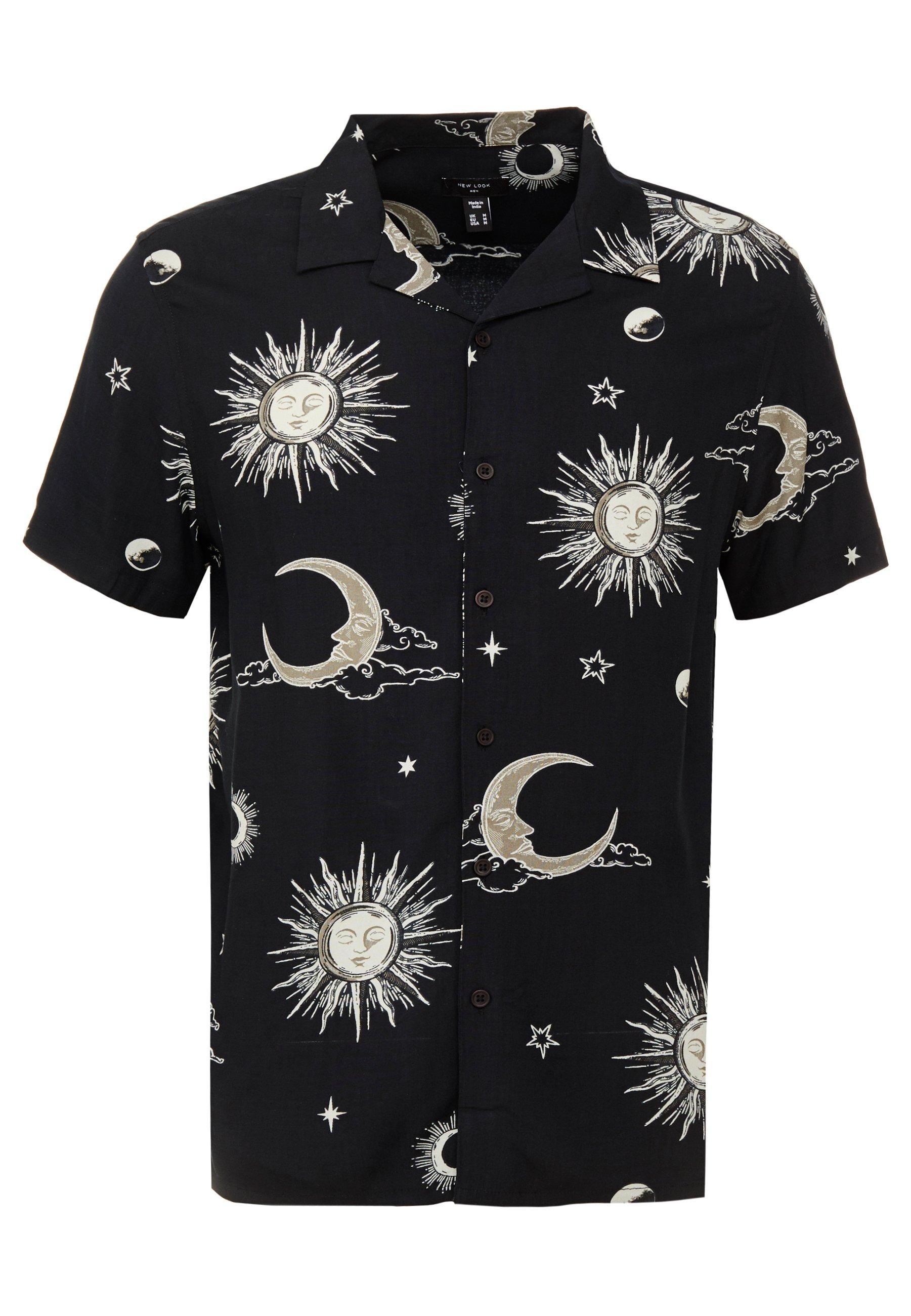 Look New Look Black Sun MoonChemise Black Sun Look New New MoonChemise Sun MoonChemise QsCxhrdt