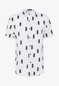 New Look - ABSTRACT GEO  - Shirt - white pattern - 3