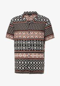New Look - TRIBAL STRIPE - Shirt - black - 4