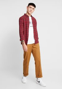 New Look - MINI CHECK - Shirt - red - 1