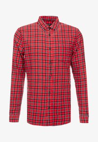 New Look - MINI CHECK - Shirt - red - 4