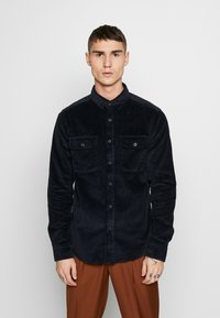 New Look - CHUNKY - Shirt - navy - 0