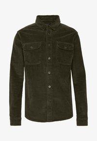 New Look - CHUNKY - Camisa - dark khaki - 3