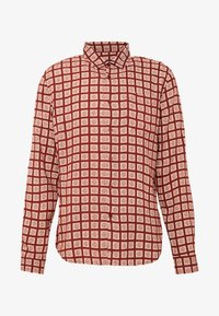 New Look - TIM TILE - Shirt - red - 3