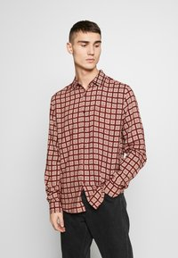 New Look - TIM TILE - Shirt - red - 0
