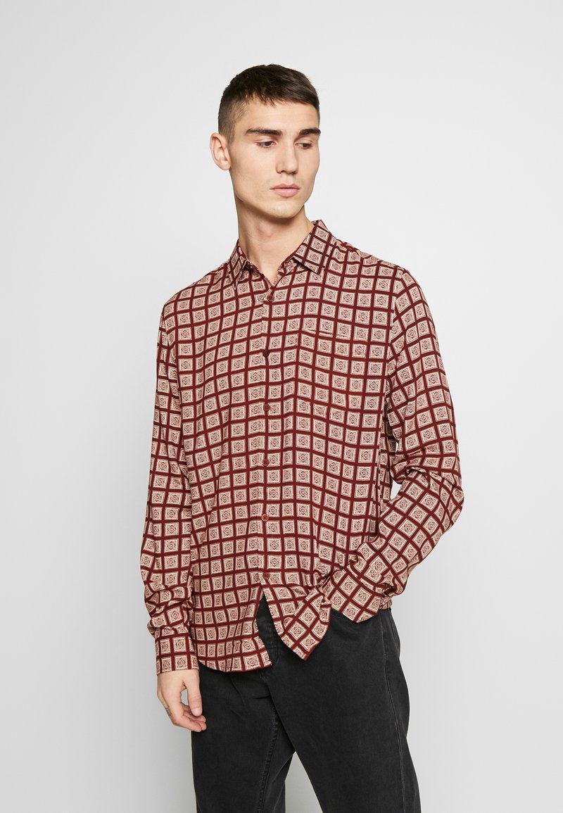 New Look - TIM TILE - Shirt - red