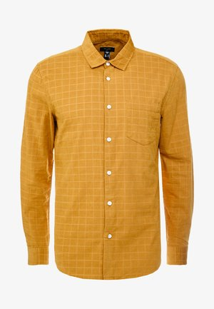 Shirt - dark yellow