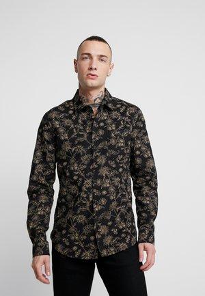 JACOBEAN FLORAL - Košile - black