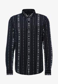 New Look - RPASO SOFIA TRIBAL STRIPE - Shirt - black - 5