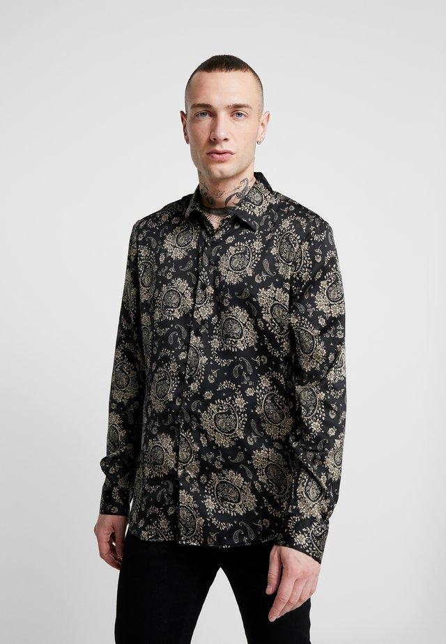 BAROQUE - Overhemd - black
