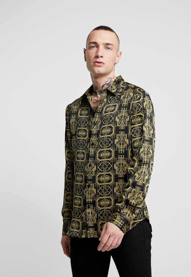 GATSBY  - Overhemd - black pattern