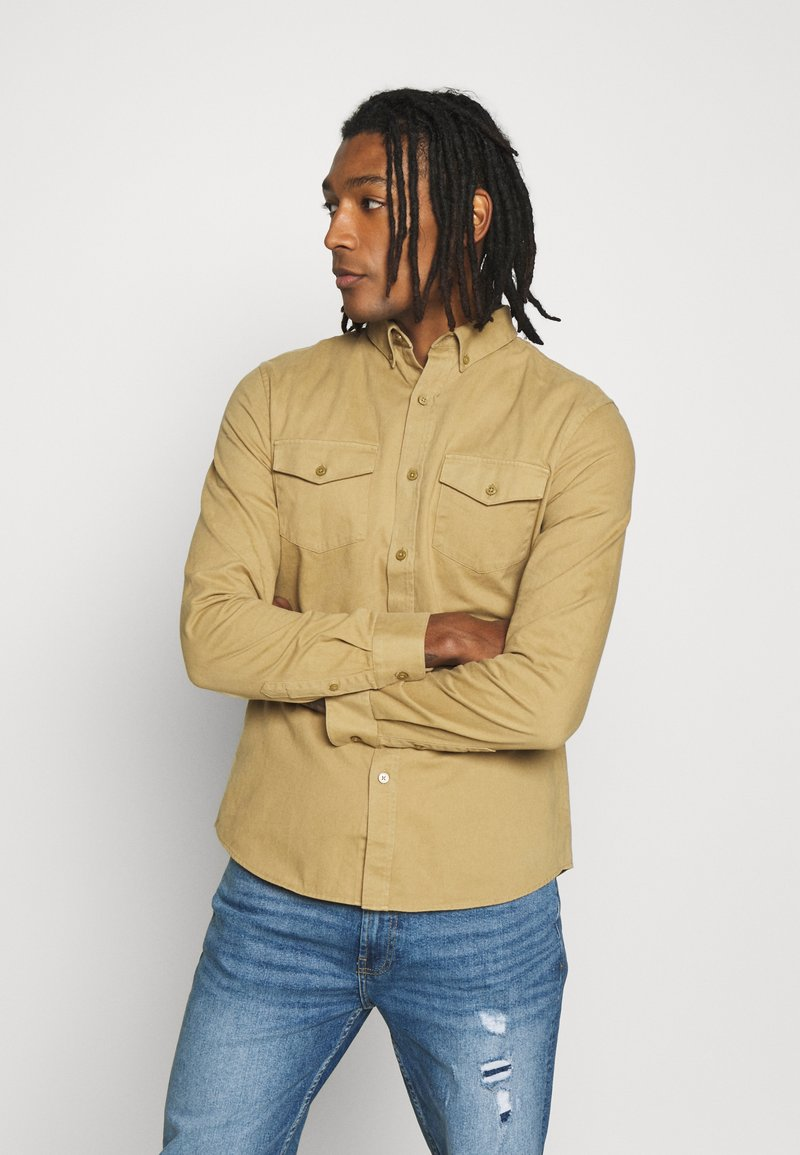 New Look - Shirt - camel