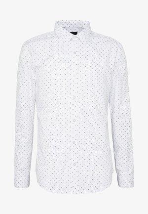 POLKA DOT - Formal shirt - white