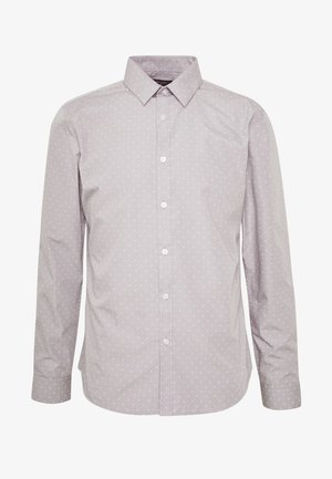 POLKA DOT - Formal shirt - mid grey