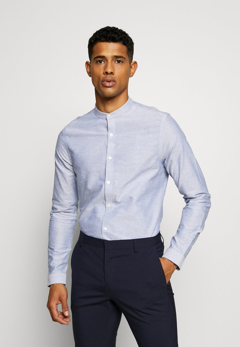 New Look - GDAD OXFORD - Shirt - light blue