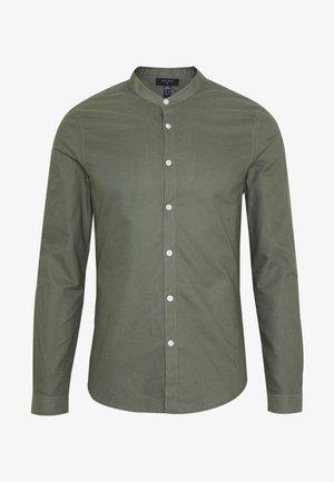 GDAD OXFORD - Camisa - dark khaki
