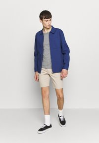 New Look - ZIP THRU SHACKET - Overhemd - indigo - 1