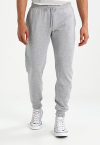 New Look - BASIC JOGGER - Pantalones deportivos - grau - 0
