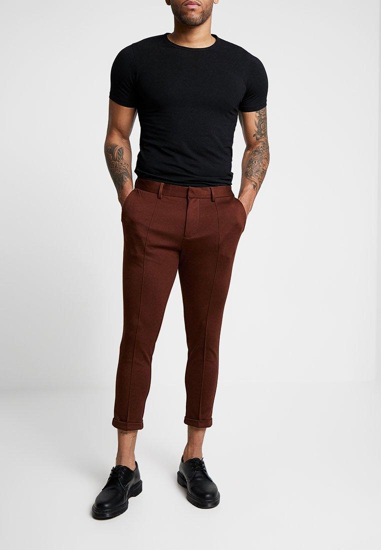 New Look - Pantalones - rust