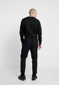 New Look - CROP - Trousers - black