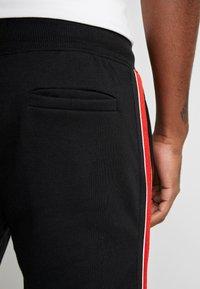 New Look - SIDE TAPE JOGGER  - Teplákové kalhoty - black - 3