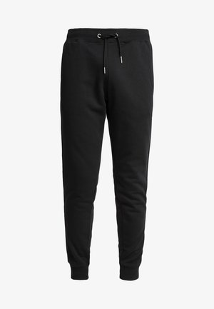 SIDE TAPE JOGGER  - Joggebukse - black