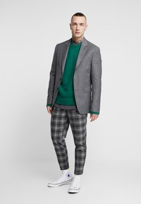 New Look - CHARLIE  - Trousers - grey - 1