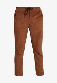 New Look - PULL ON TROUSER - Trousers - tan