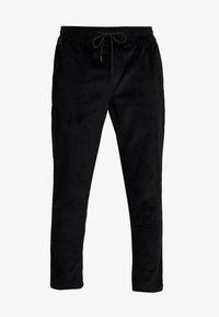 New Look - PULL ON TROUSER - Trousers - black - 4