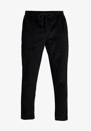 PULL ON TROUSER - Broek - black