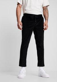 New Look - PULL ON TROUSER - Pantalon classique - black - 0