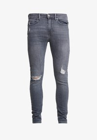 New Look - HEDGES - Jeans Skinny Fit - blue - 4