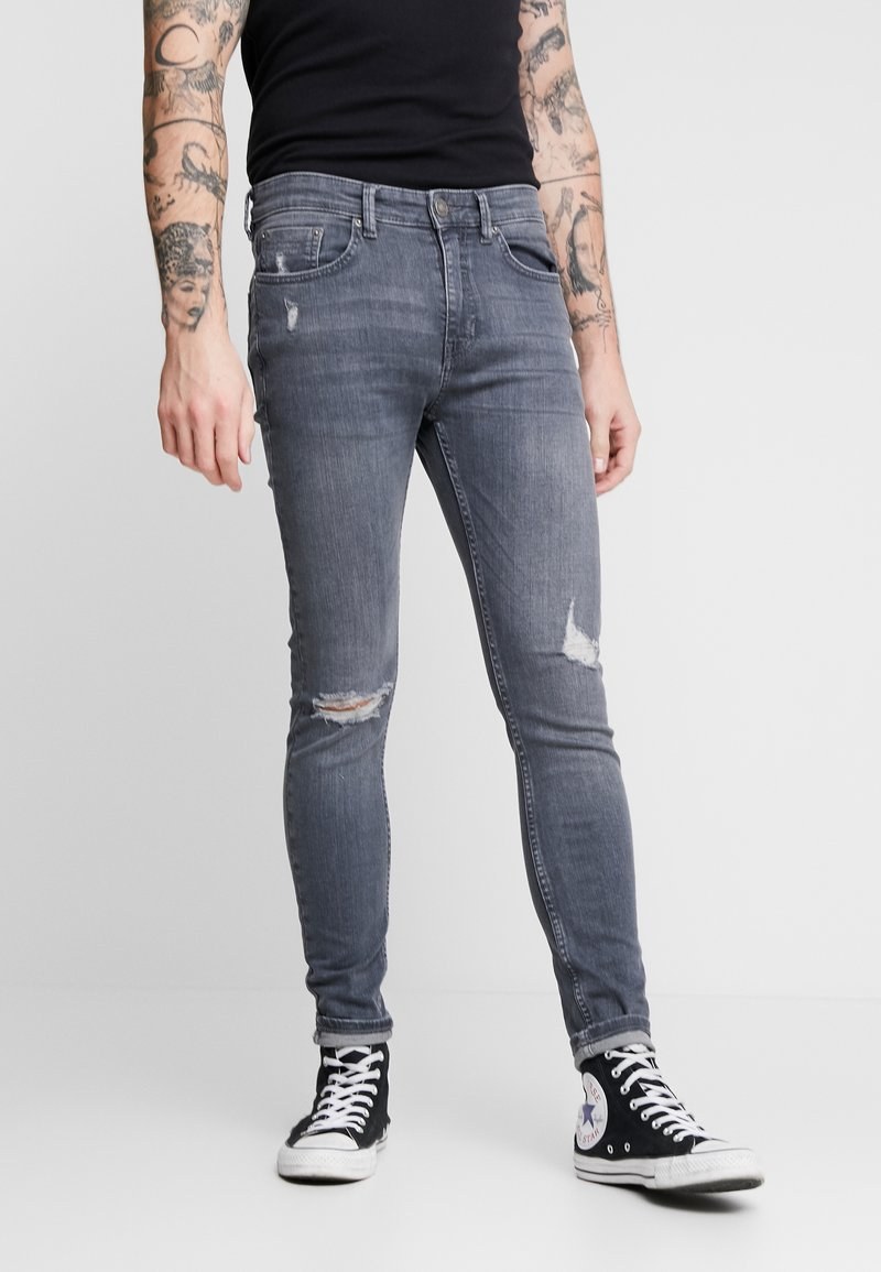 New Look - HEDGES - Jeans Skinny Fit - blue