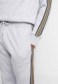 New Look - TAPED JOGGER - Pantalon de survêtement - grey marl - 3