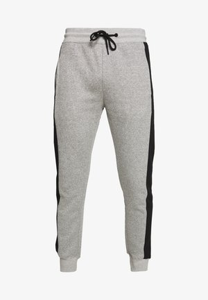 STCOLOURBLOCK MARL JOGGER  - Trainingsbroek - light grey