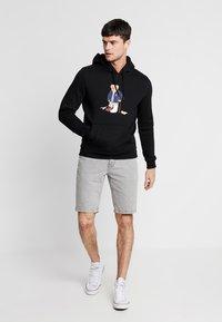 New Look - Szorty jeansowe - light grey - 1
