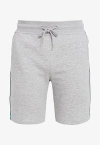 New Look - SIDE TAPE - Shorts - light grey - 3