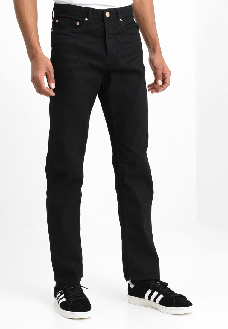 New Look - Jeans Straight Leg - black