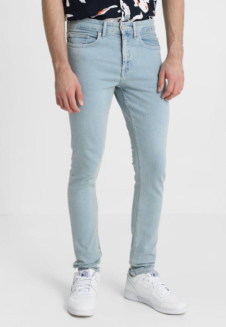 New Look - BLEACH - Jeans Skinny Fit - hellblau