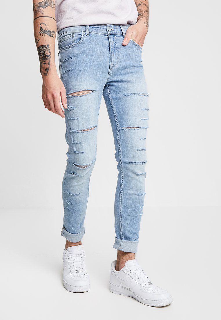 New Look - Jeans Skinny Fit - light blue