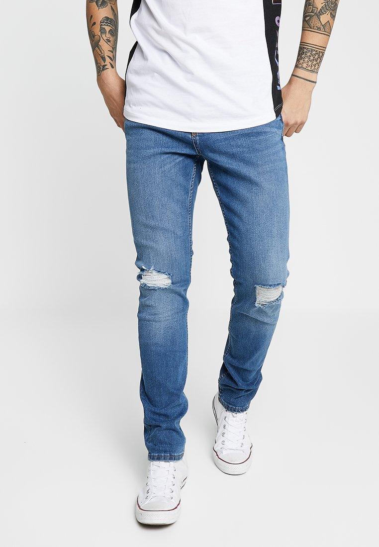 New Look - BERT - Jeans Slim Fit - mid blue