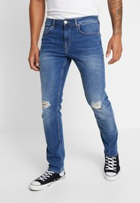 New Look - Slim fit jeans - mid blue - 0
