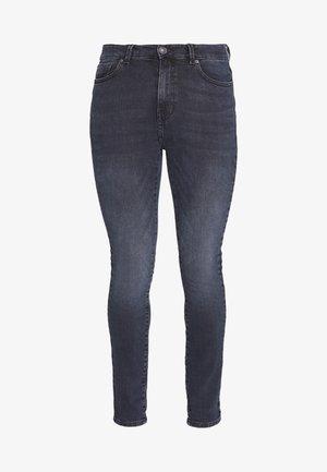 SUPER ZEUS - Jeans Skinny - dark blue