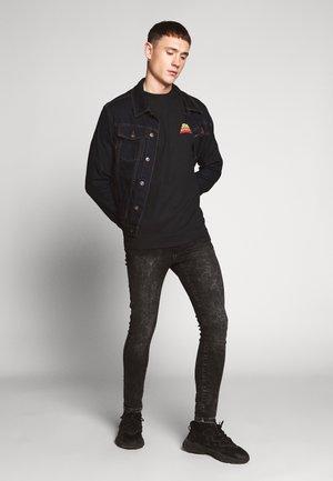 ASHDOWN - Jeans Skinny Fit - black