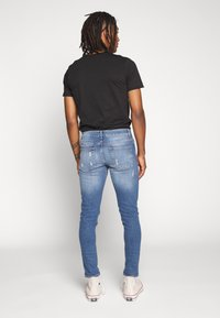 New Look - OLIVER - Jeans Skinny Fit - mid blue - 2