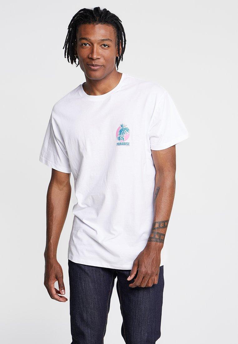 Look Paradise shirt Imprimé TeeT New White 5LA3j4Rq